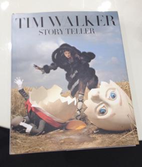 livre artiste Tim Walker
