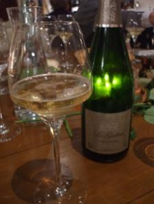 dégustation champagne le gallais