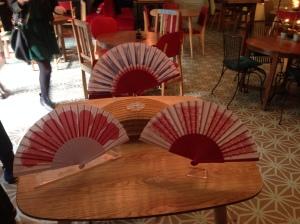 éventails storytelling Duvelleroy Moulin Rouge