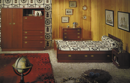 chambre junior inventée par Patrice Gautier