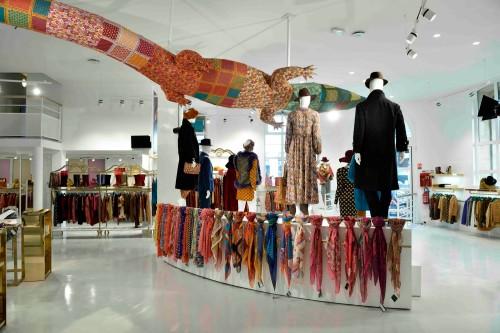 storytelling en magasin à Nîmes souleiado