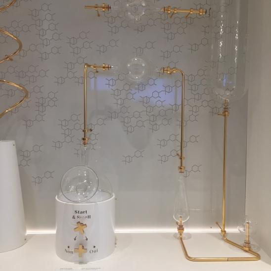expérience olfactive au Grand Musée du Parfum