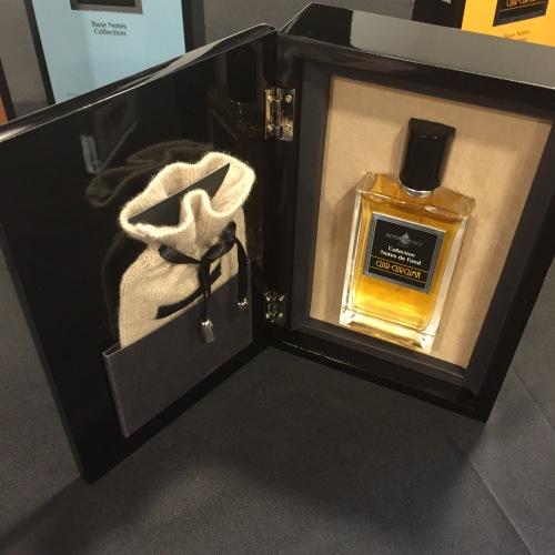packaging raffiné parfum affinessence storytelling durable